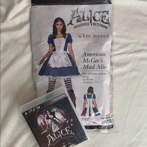 Alice Returns costume
